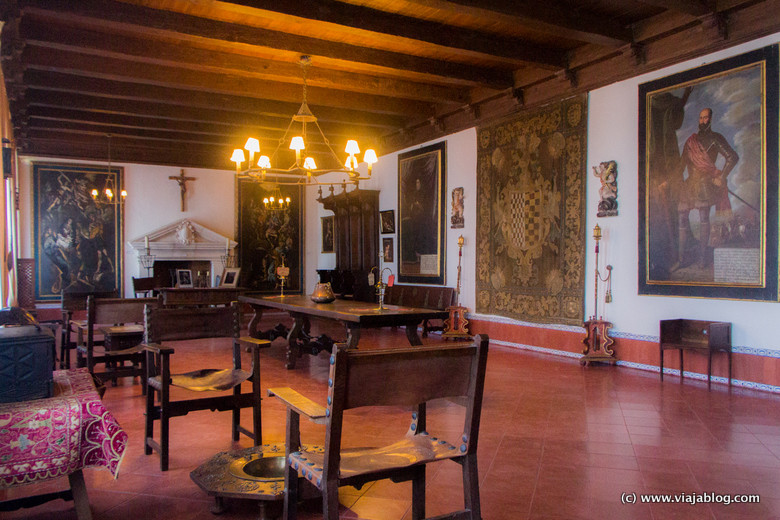Museo Colegiata de San Luis (Villagarcía de Campos, Valladolid)