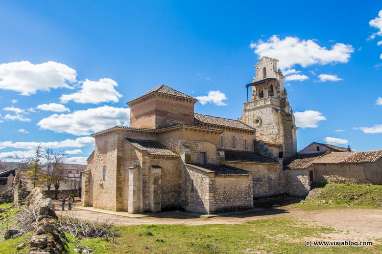 Iglesia de San Cipriano (San Cebrían de Mazote, Valladolid)