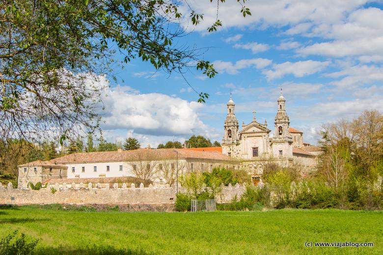 Monasterio de la Santa Espina (La Santa Espina, Castromonte, Valladolid)