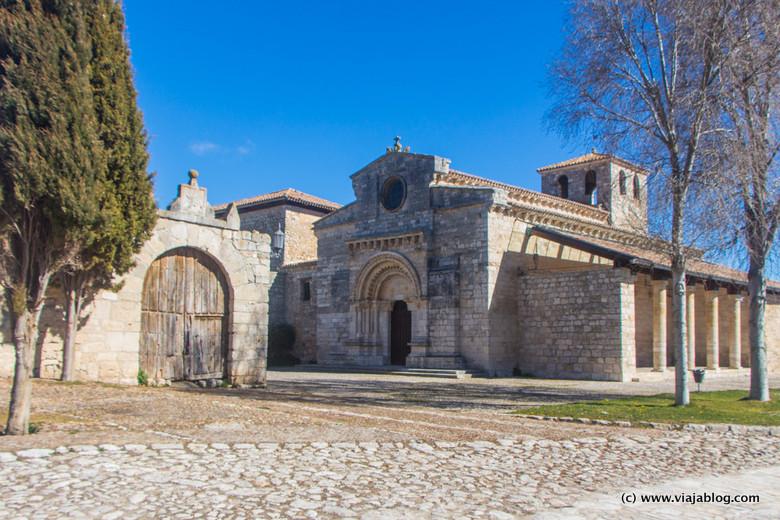 Iglesia de Santa María (Wamba, Valladolid)