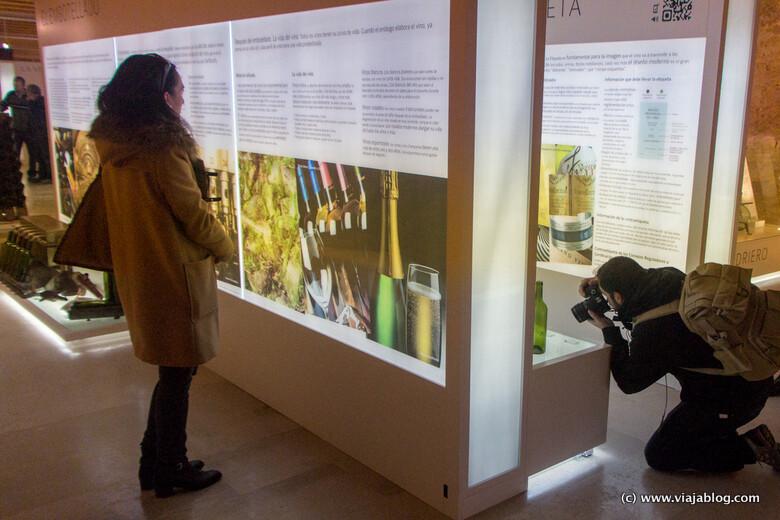 Museo del Vino, Peñafiel, Valladolid