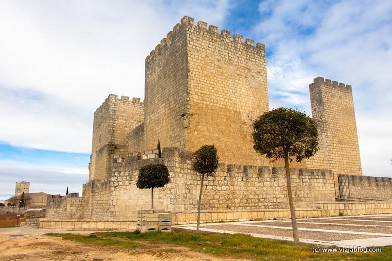 Castillo de Encinas, Encinas de Esgueva, Valladolid