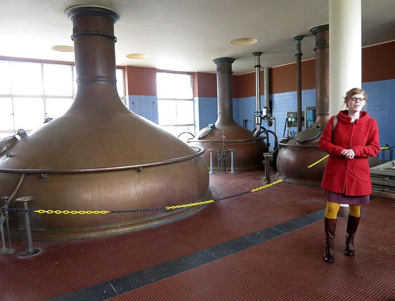 Visita a la cervecería Het Anker en Malinas