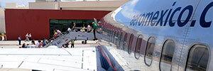 Aeropuerto de México DF