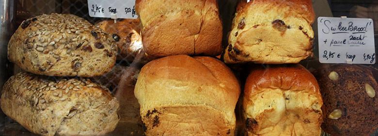 La estupenda variedad de panes belgas