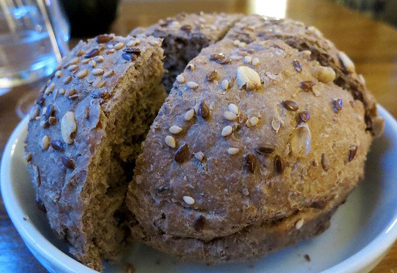 El estupendo pan de semillas