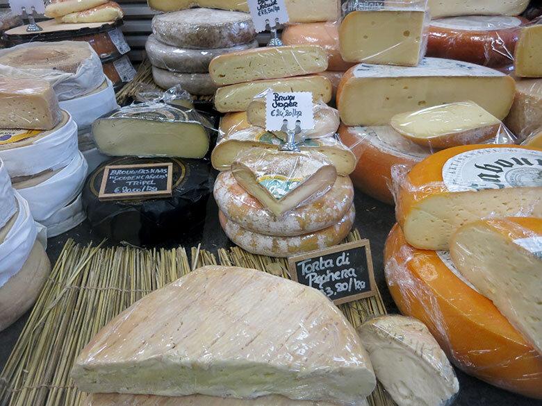 Más variedad en quesos