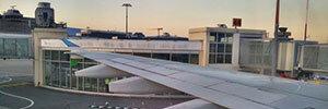 Aeropuerto de Stansted Londres