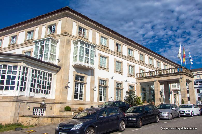 Parador, Ferrol, Coruña, Galicia