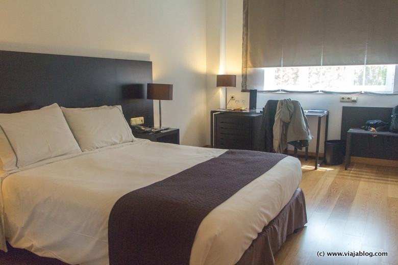 Habitación doble (II), Hotel Rafael Atocha, Madrid