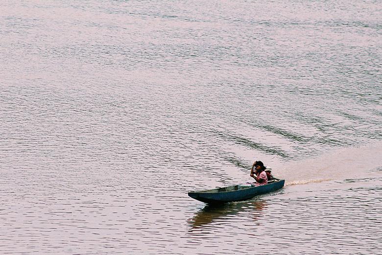 Las aguas de DonKhon