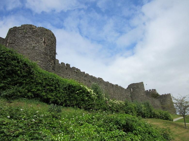 castillo-conwy