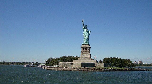 Estatua de la Libertad @turismo_NY