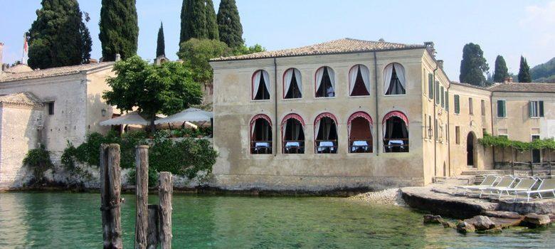 San Vigilio, en el lago Garda