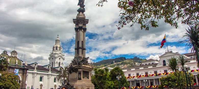 Plaza de la Independencia, Quito, Ecuador