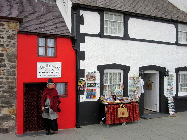 La casa más pequeña del Reino Unido