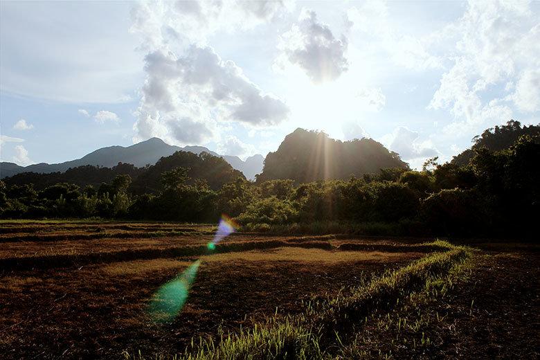 La inspiradora luz de Laos