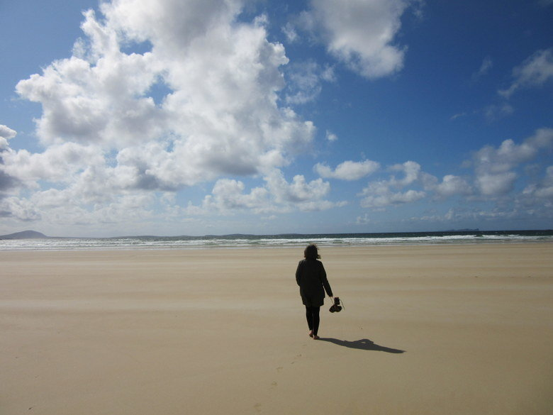Tramore Beach, Irlanda
