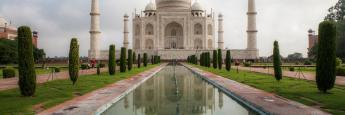 Taj Mahal, Agra, India, Photograph by Chetan Karkhanis