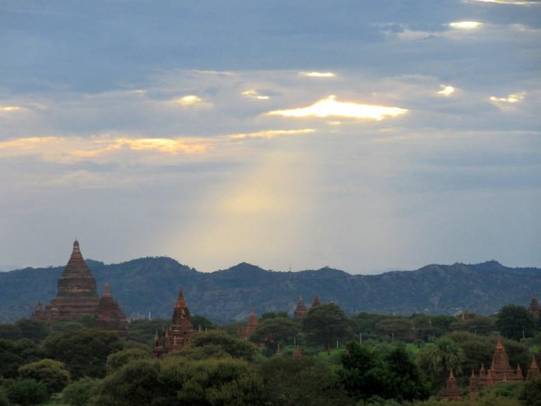 Bagan, la ciudad de las 3000 pagodas