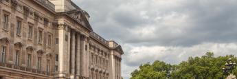El cambio de guardia en Buckingham Palace es un espectáculo gratuito de Londres