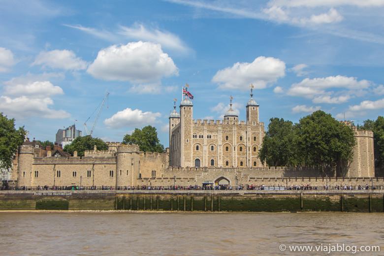La Torre de Londres, visita gratuita con la tarjeta The London Pass