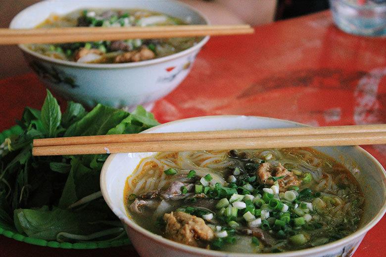 Comida en Ho Chi Minh