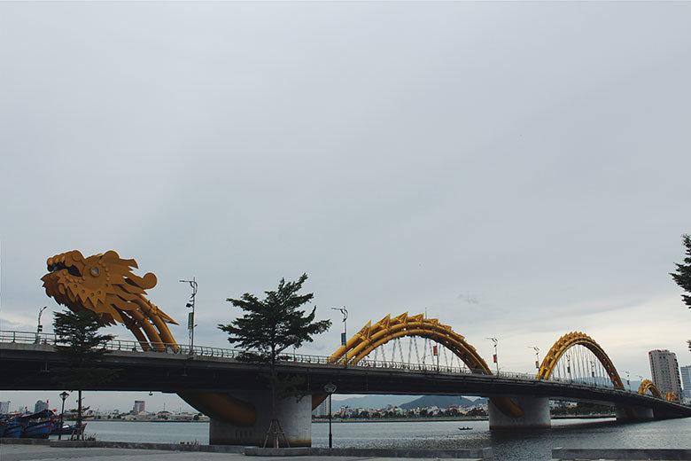 Puente sobre Danang