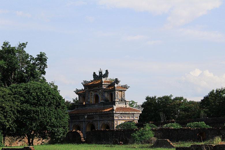 Hue y la Ciudad Imperial