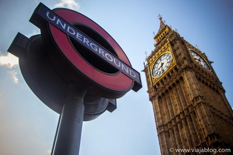 El Metro de Londres es donde más se usa la tarjeta Oyster