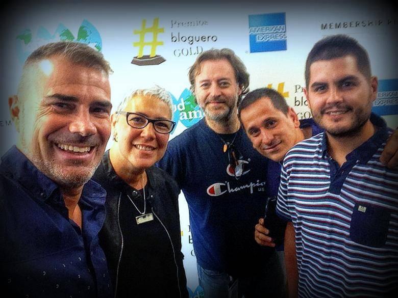 Latitud Amex Premios Blogueros Gold