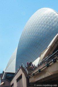 Concha de Sydney Opera House, Sidney, Australia