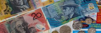 Monedas y billetes de Australia