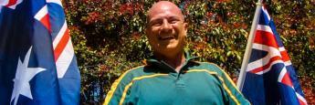 Bob, hijo de emigrantes de Escocia pero nacido en Australia