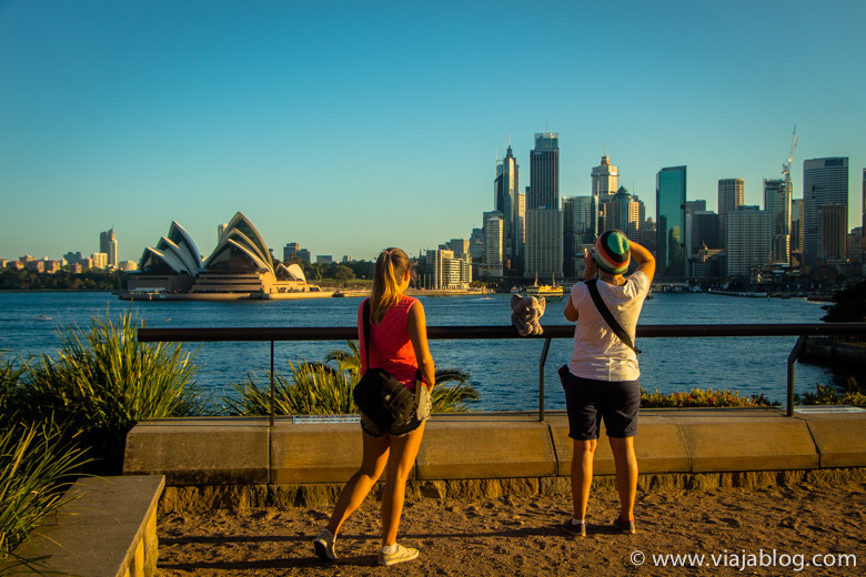Milsons Point, Sidney, Australia