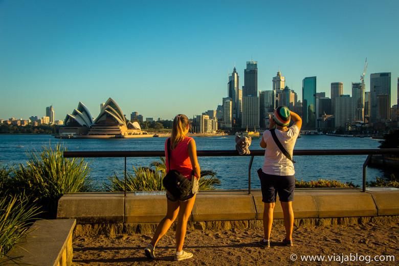 Milsons Point, Sidney, Australia