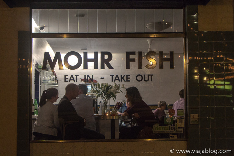 Mohr Fish, Surry Hills, Sidney, Australia