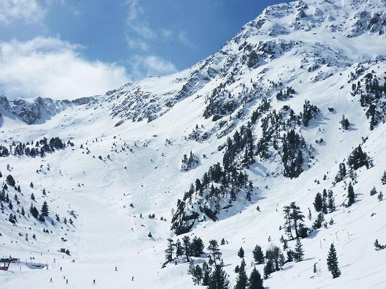 Andorra no es sólo esquí... Aunque estos paisajes atraen a cualquiera