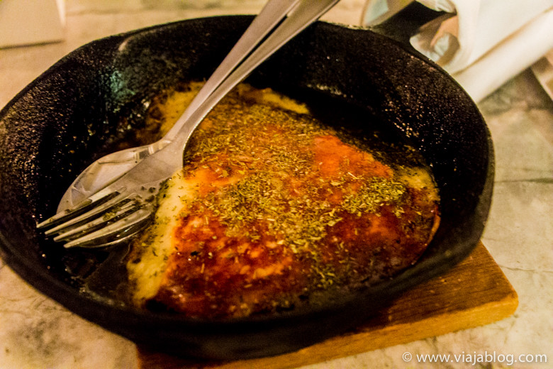 Saganaki, The Apollo, Sidney, Australia
