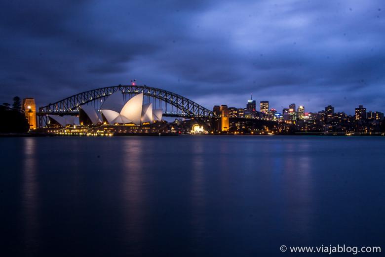 Sidney Opera House, Puente, Costa Norte, Australia