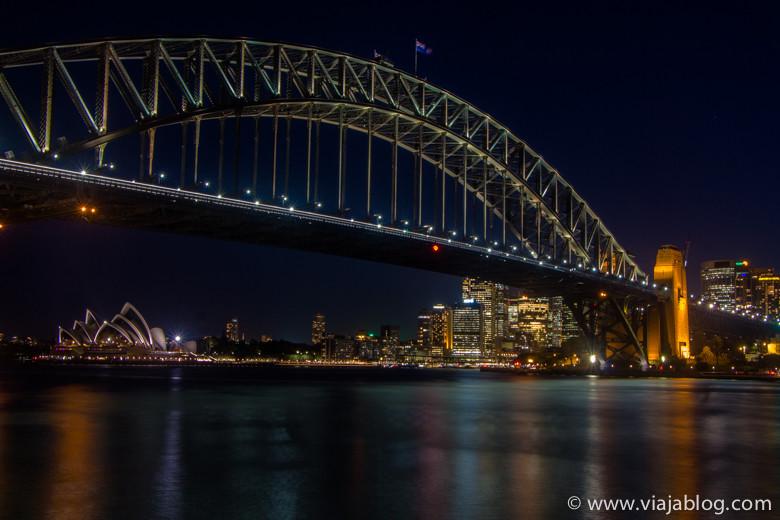Sidney Opera House y Puente, Australia