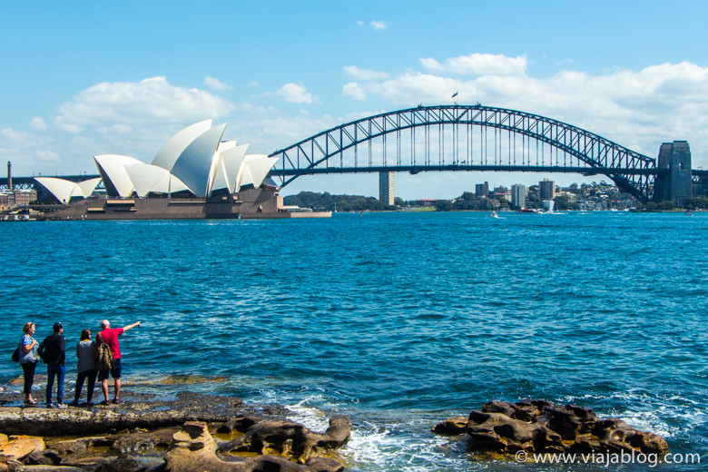 Sydney Opera House y Harbour Bridge, Sidney, Australia