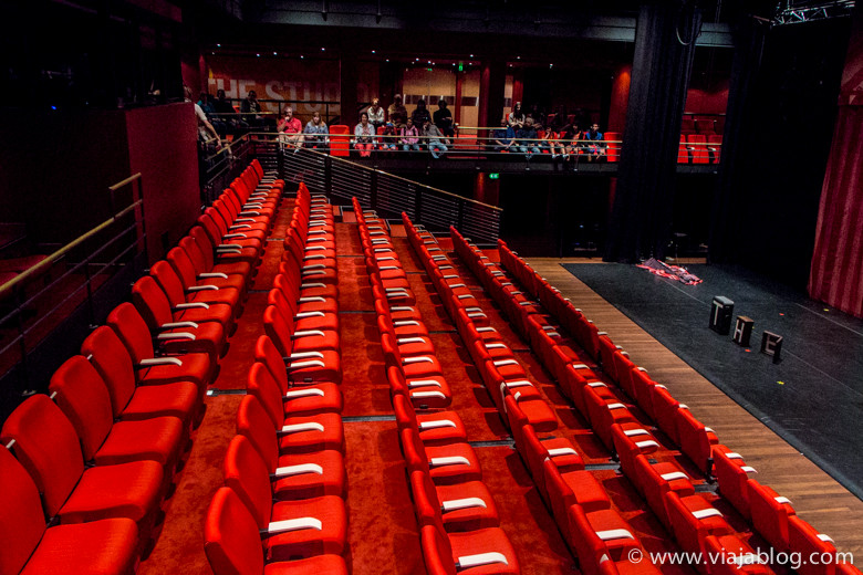 The Studio, Sydney Opera House, Sidney, Australia