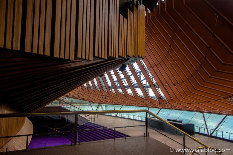 Vestíbulo Norte, Sydney Opera House, Sidney, Australia