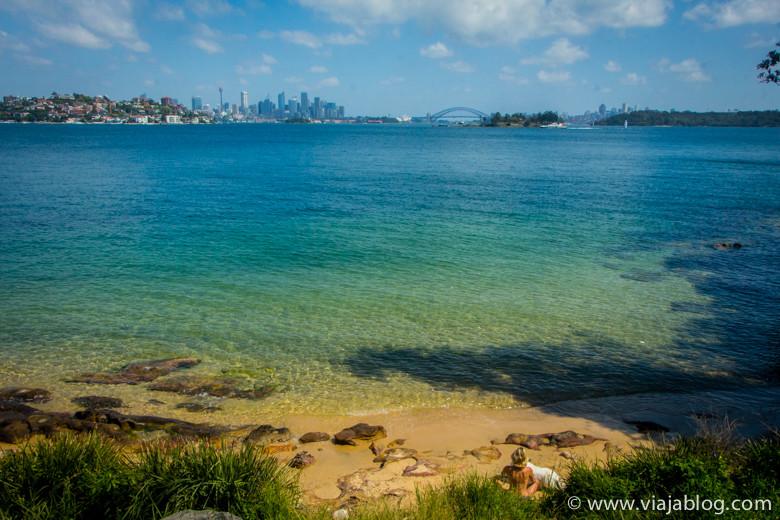 Yoga con vistas, Sidney, Australia