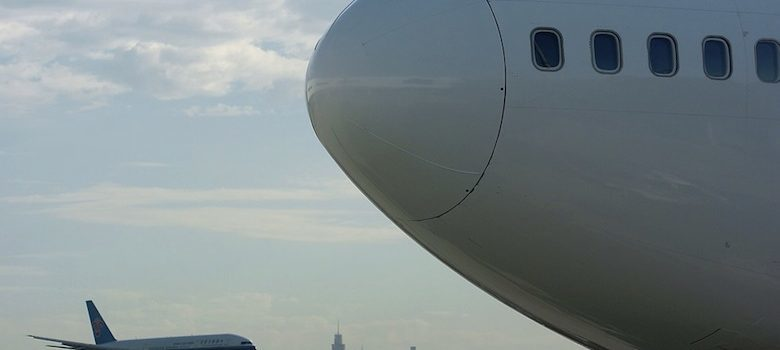 Aterrizaje de un China Southern en Aeropuerto de Sidney