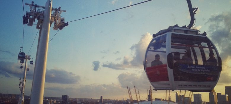 Teleférico Emirates Air Line, Londres