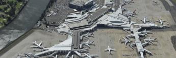 Terminal Internacional, Aeropuerto de Sidney, Australia