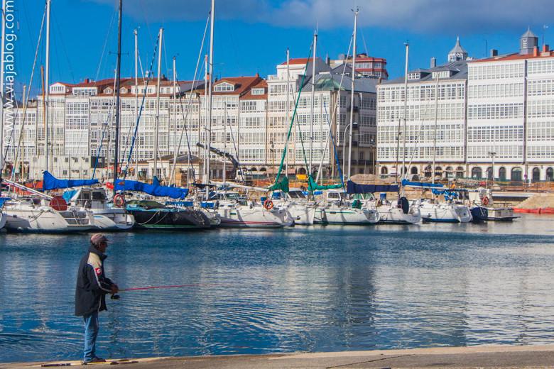 Coruña, Galicia