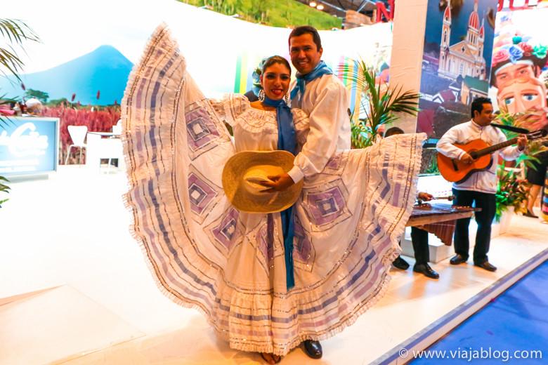 Nicaragua en FITUR, Feria Internacional de Turismo, Madrid